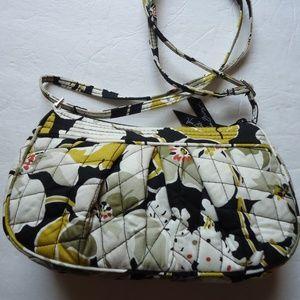 "Vera Bradley ""FRANNIE style Crossbody bag ."